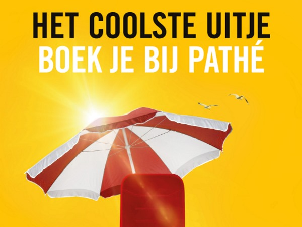 Pathé met zomercampagne