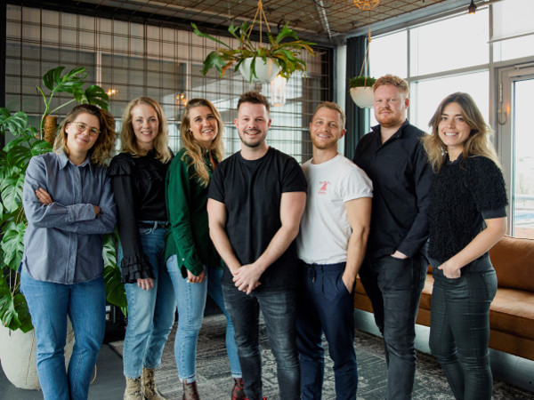 Managementteam Boomerang Agency vernieuwd, Rico de Lange Executive Creative Director