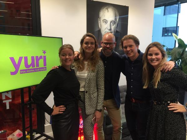 [Interview] Wouter Glaser over native advertising, pr en Yuri